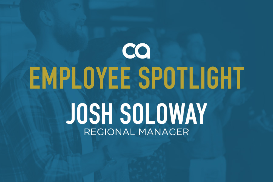 Employee Spotlight: Josh Soloway Is Here If You Need a Little Chocolate