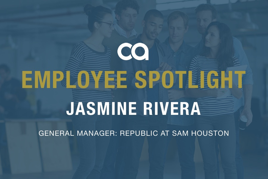 Employee Spotlight: Jasmine Rivera Creates a Work-Family