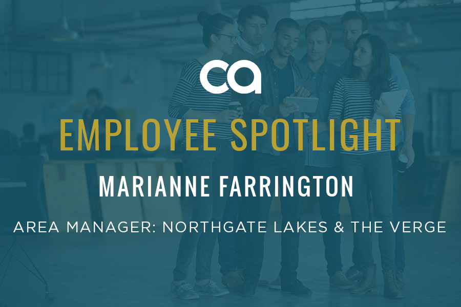 EMPLOYEE SPOTLIGHT: MARIANNE FARRINGTON IS YOUR OFFICE MOM