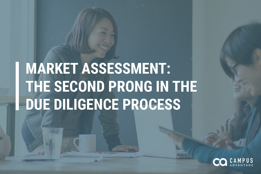 Market Assessment: The Second Prong in the Due Diligence Process