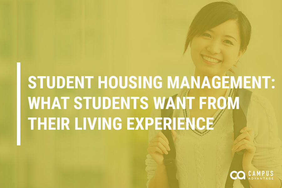 Student Housing Management: What Students Want from Residence Life