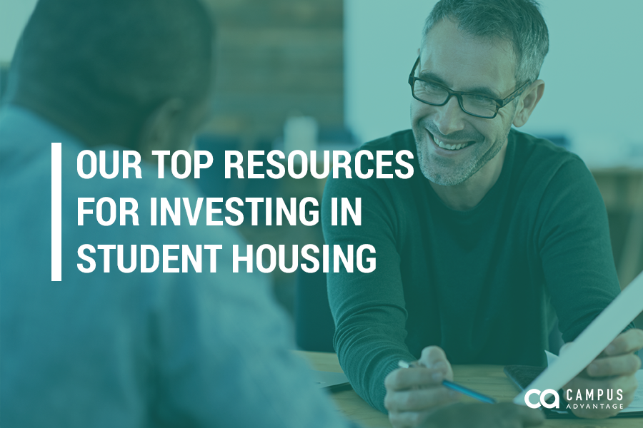 Our Top Resources for Investing in Student Housing