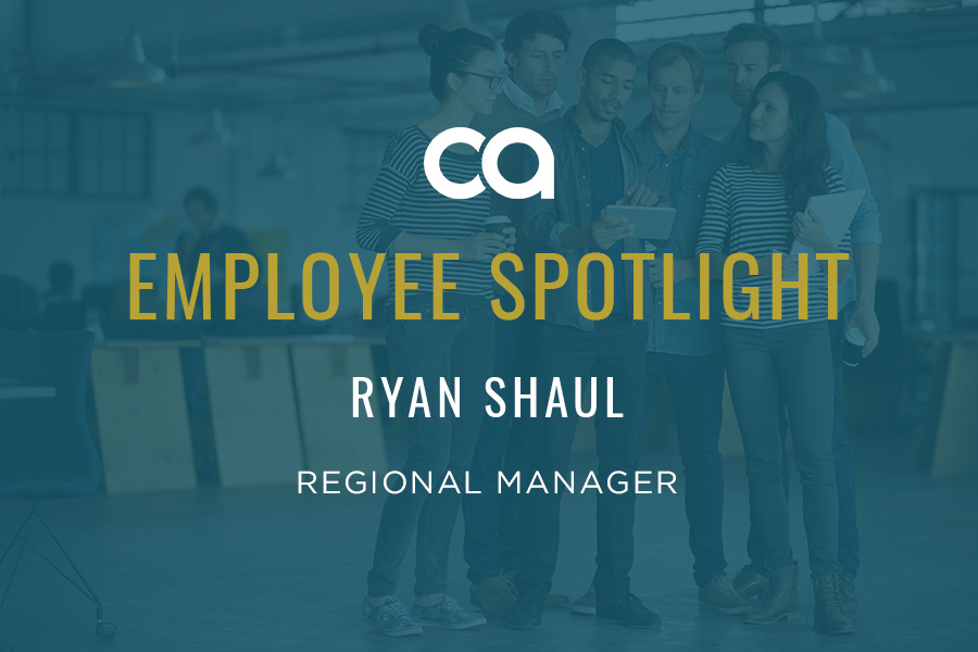 Employee Spotlight: Ryan Shaul Won't Stop Believin' in Campus Advantage