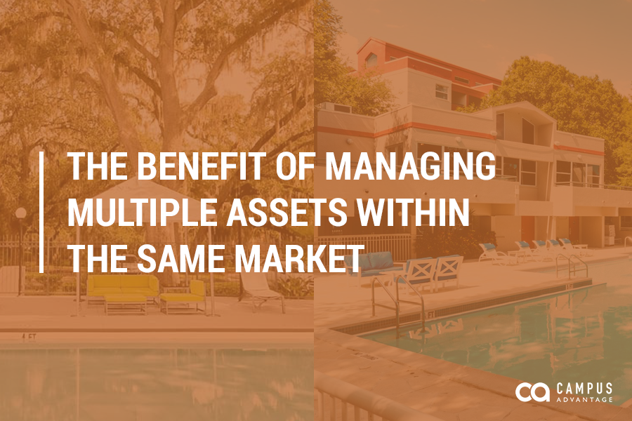 The Benefit of Managing Multiple Assets Within the Same Market