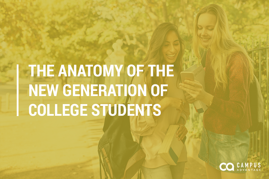 The Anatomy of the New Generation of College Students