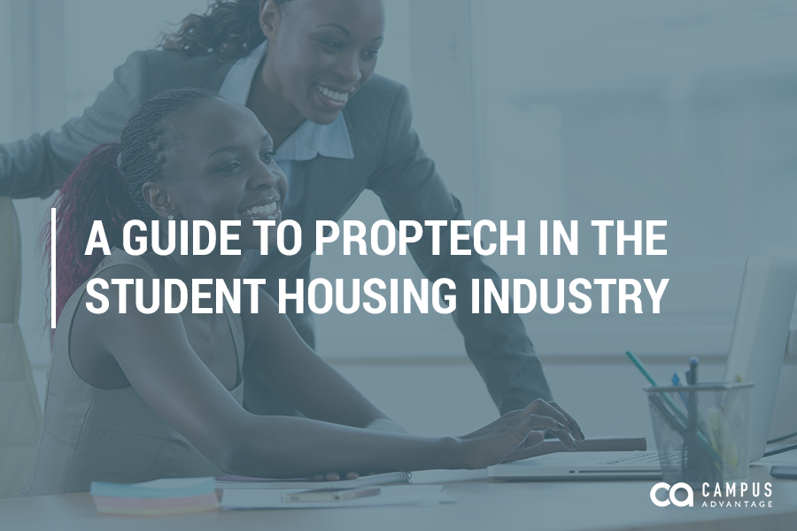 A Guide to Proptech in the Student Housing Industry