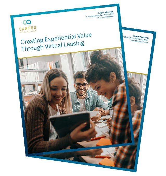 Creating Experiential Value Through Virtual Leasing