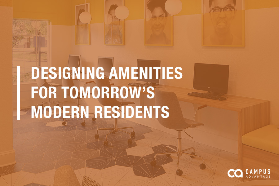 Designing Amenities for Tomorrow's Modern Residents