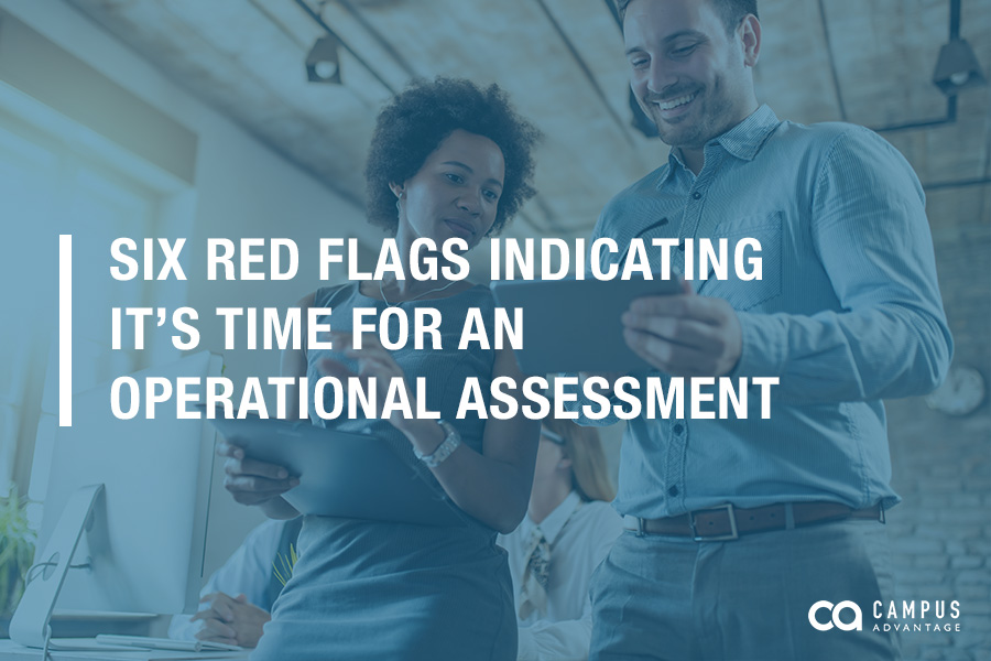 Student Housing Consulting: Six Red Flags Indicating It's Time for an Operational Assessment