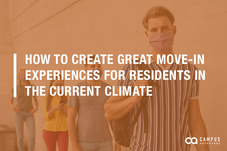 How to Create Great Move-In Experiences for Residents in the Current Climate