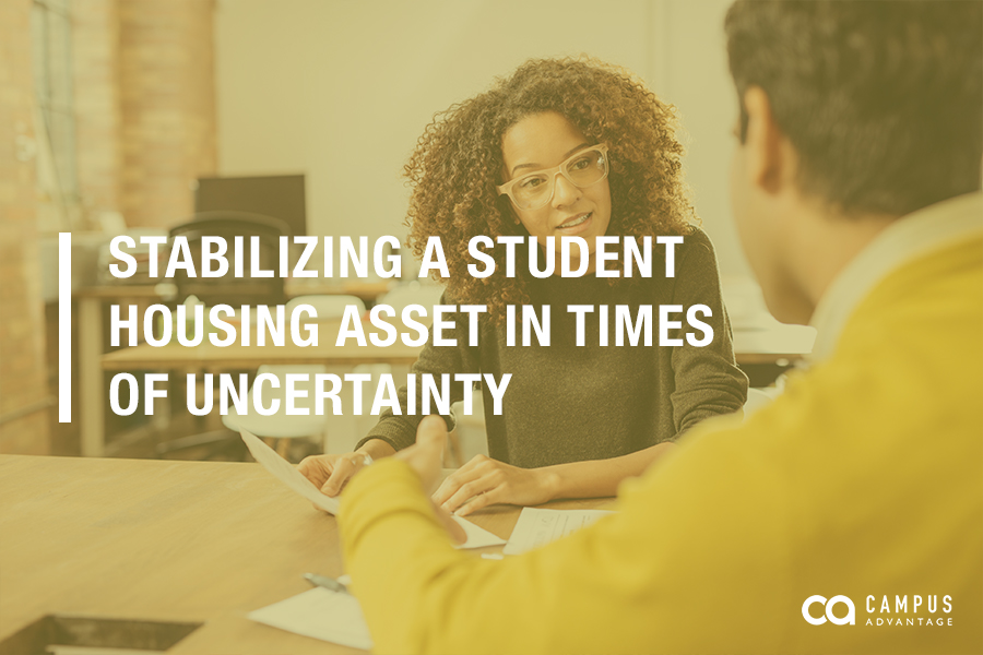 Stabilizing a Student Housing Asset in Times of Uncertainty
