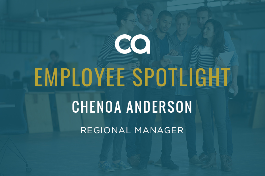Chenoa Anderson Epitomizes Hard Work, Commitment, and Passion