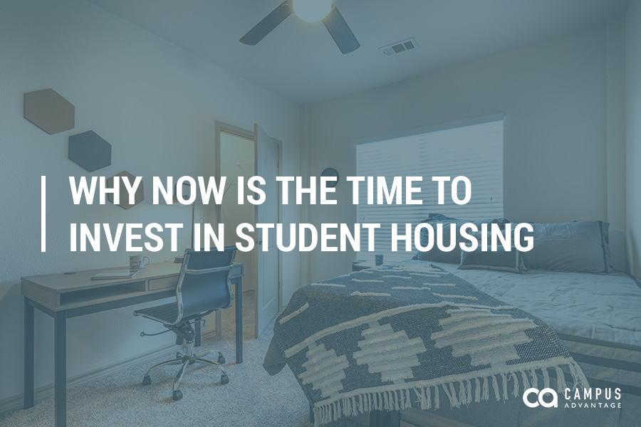 Why Now Is the Time to Invest in Student Housing