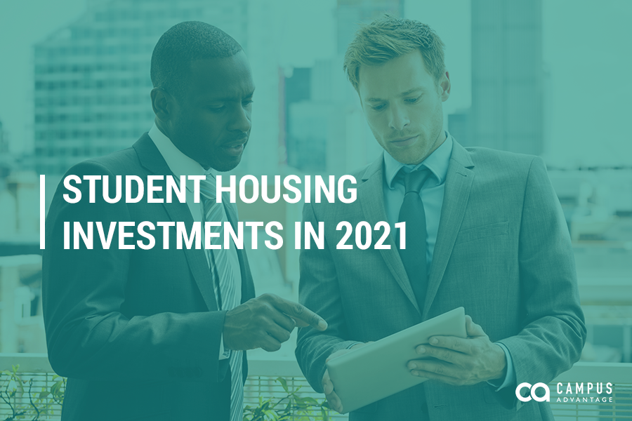 Student Housing Investments in 2021