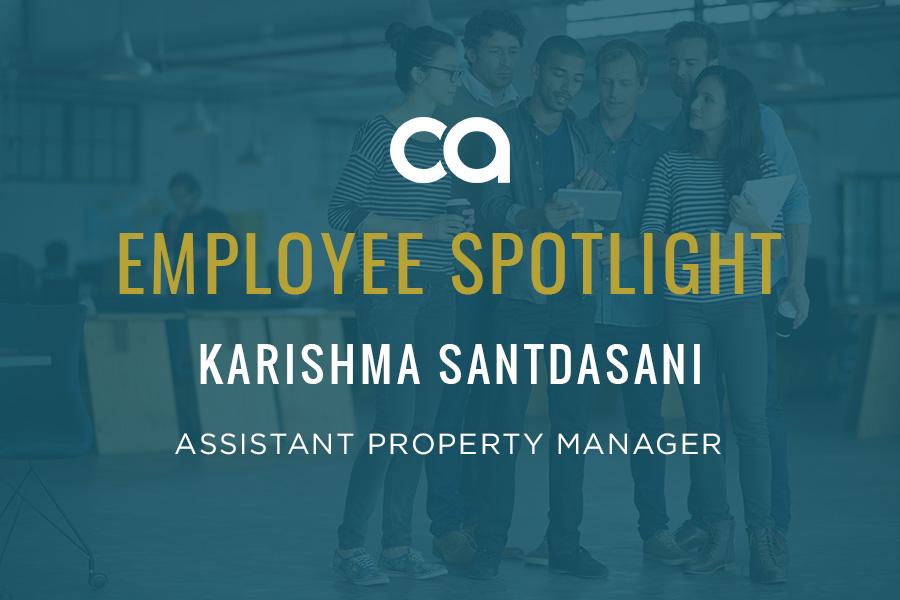 Karishma Santdasani's Commitment to Her Team