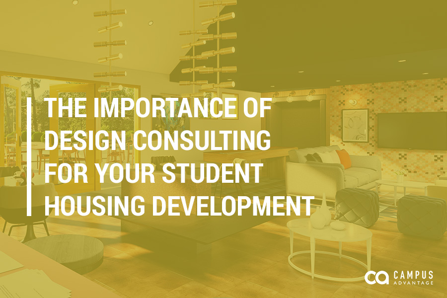 The Importance of Design Consulting for Your Student Housing Development
