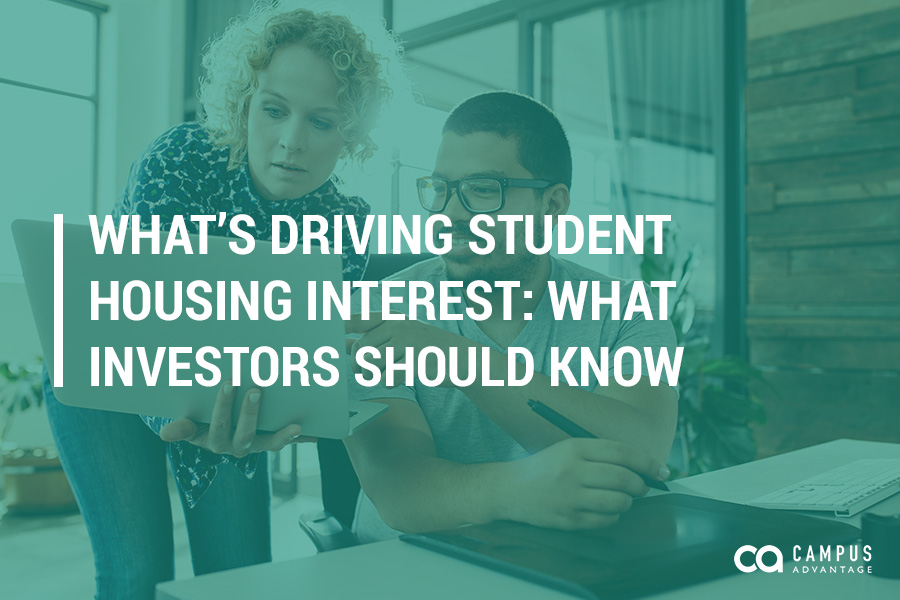 What's Driving Student Housing Interest: What Investors Should Know