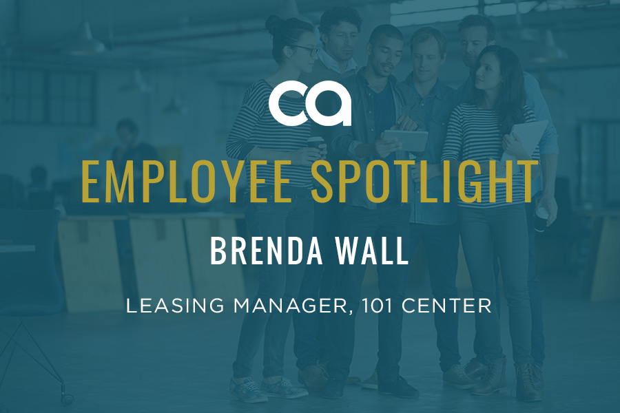 Brenda Wall is Committed to Success
